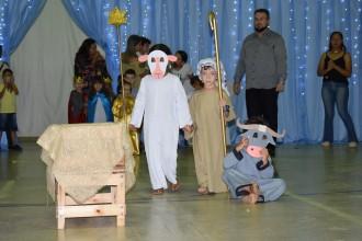 Realizado festa de encerramento do ano letivo das Creches e EMEI.