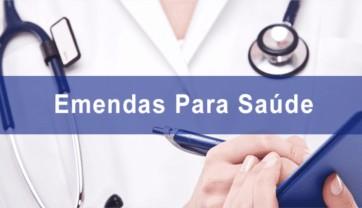 Emendas parlamentares garantem mais R$ 200 mil para custeio da Saúde