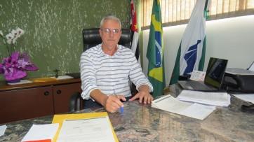 Gilmar anuncia recursos de R$ 550.000,00 para recape.