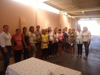Grupo de Gestantes Centro de Saúde