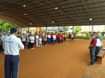 4° Campeonato de Gueitebol Massaaki Yamagata em comemoração ao 74° aniversário de Parapuã