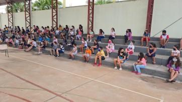 Alunos da Rede Pública do Município de Parapuã retornam às aulas presenciais nesse 1º de outubro
