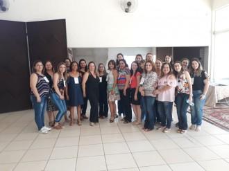 Equipes da Saúde, Social e Educação Municipal, participam de simpósio sobre saúde e educação nas dificuldades de aprendizagem Realizado no AME Tupã
