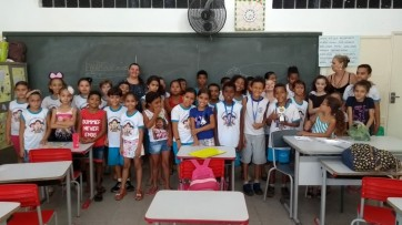 Torneio de Damas Escolas Municipais em comemoração ao 73º aniversário de Parapuã.
