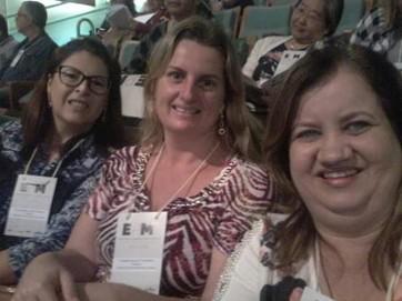 Equipe da Cultura e Secretária da Educação Glaucia Participam do Encontro Paulista de Museus Itinerante (EPMi)