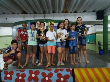 Realizado Torneio de Damas em comemoração ao 74º Aniversário de Parapuã