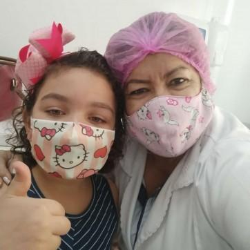 Campanha de Vacinação contra Gripe na ESF Jader Labegalini Cabral,