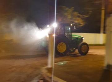 Prefeitura realizará desinfecção contra COVID-19 em pontos de maior circulação do município