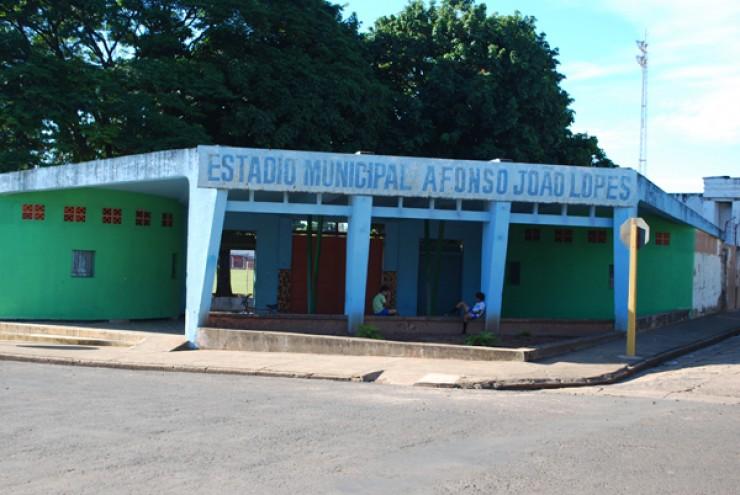 Estádio Municipal