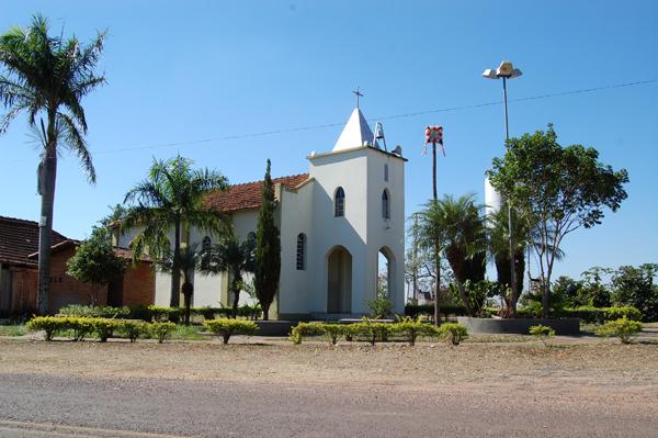 Capela Bairro Córrego Rico