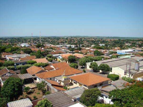 Vista Aérea de Parapuã